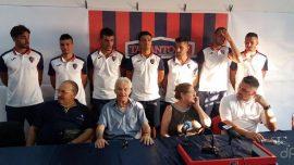 Taranto, le presentazioni ufficiali dei sette nuovi acquisti