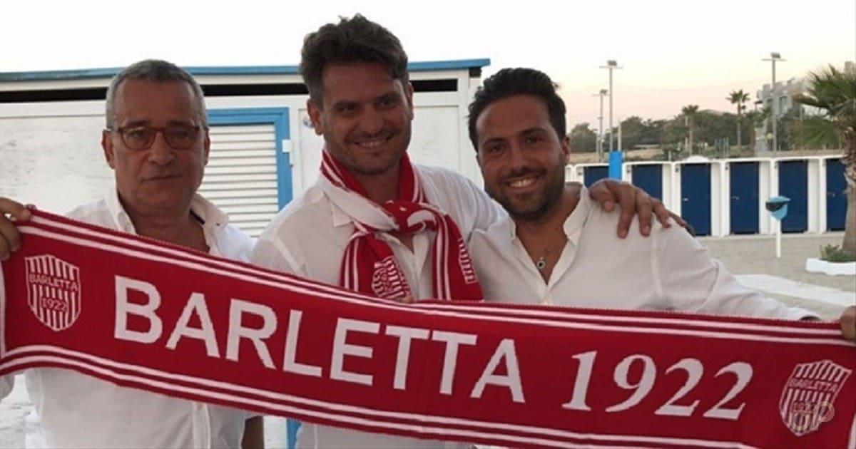 Mario Dimiccoli, Walter Di Leo e Pino Pollidori Barletta 2017