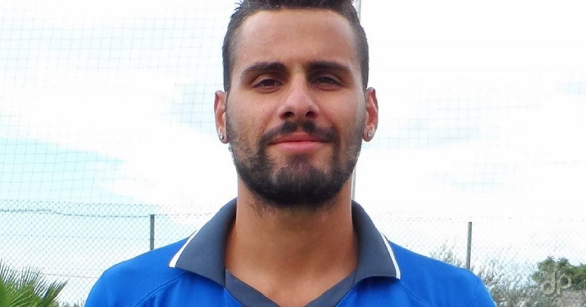 Vincenzo Bufi all'UC Bisceglie 2017