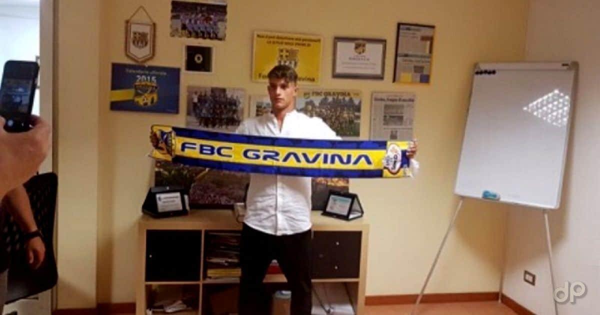 Vincenzo Ferraioli al Gravina 2017