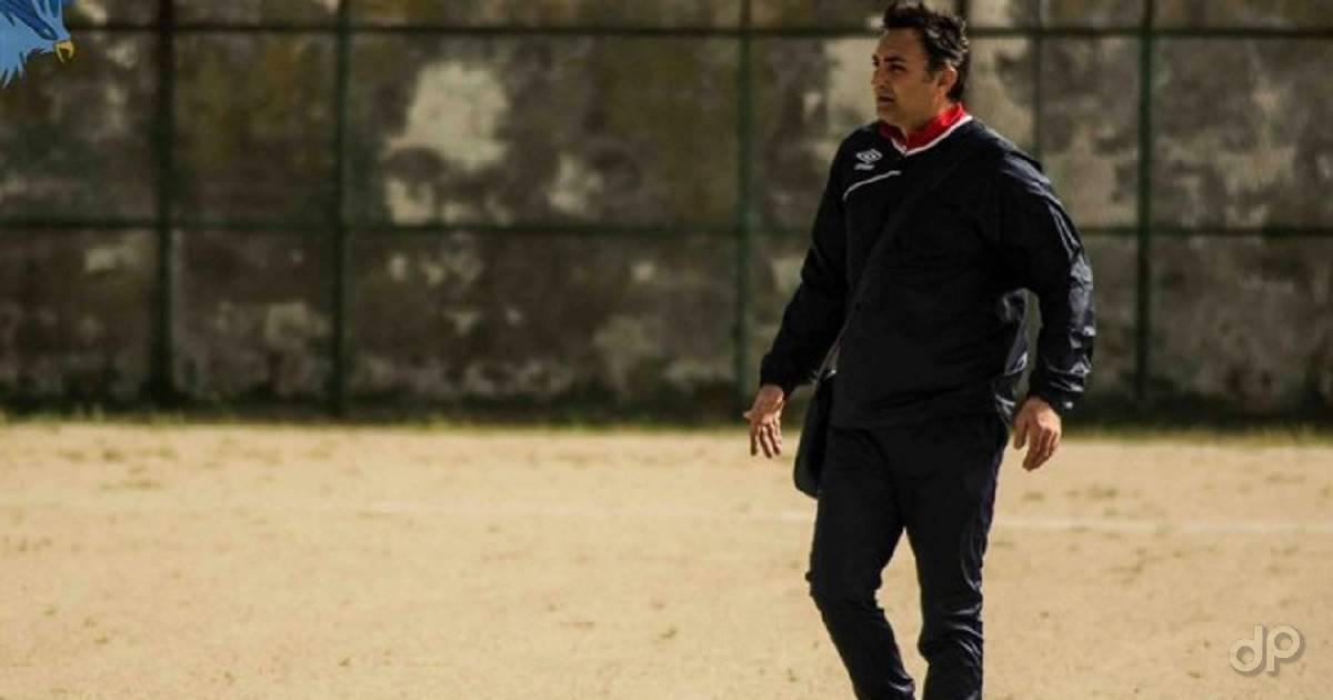 Vincenzo Ingrosso allenatore Soccer Modugno 2017