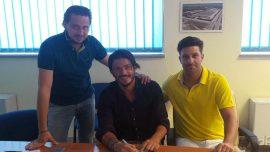 Audace Cerignola, gran colpo in difesa: firma Di Bari. Le amichevoli in programma