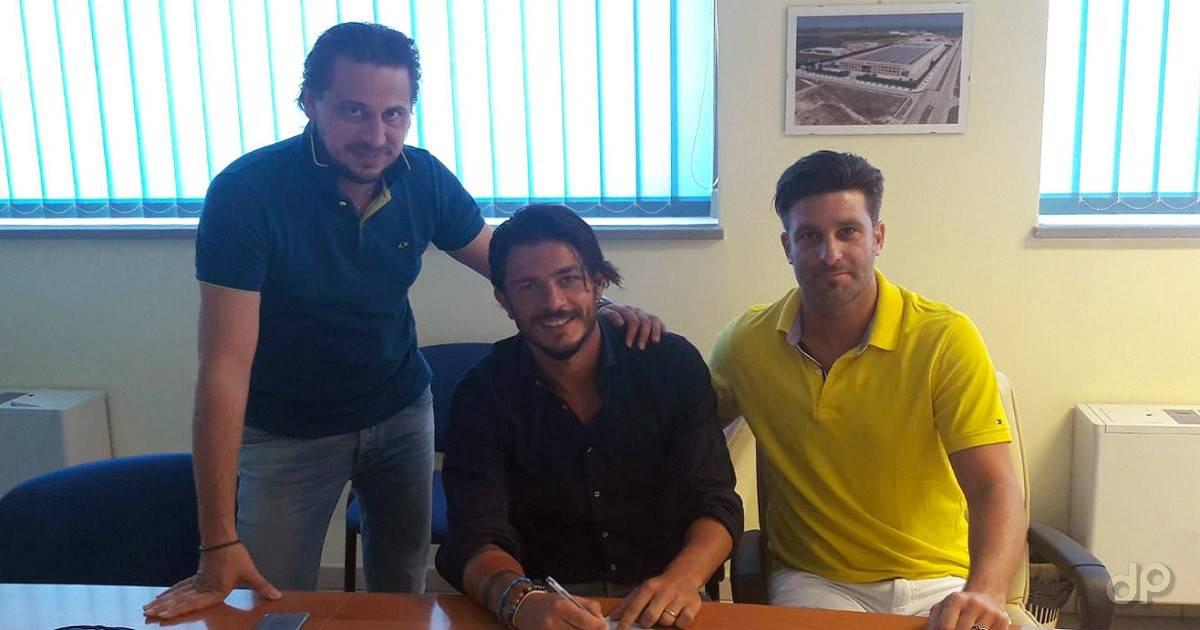 Vito Di Bari firma con l'Audace Cerignola 2017