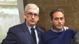 """DC Otranto, Mazzeo: """"C'è voglia di ripartire"""". Presto al via i lavori al """"Nachira"""""""