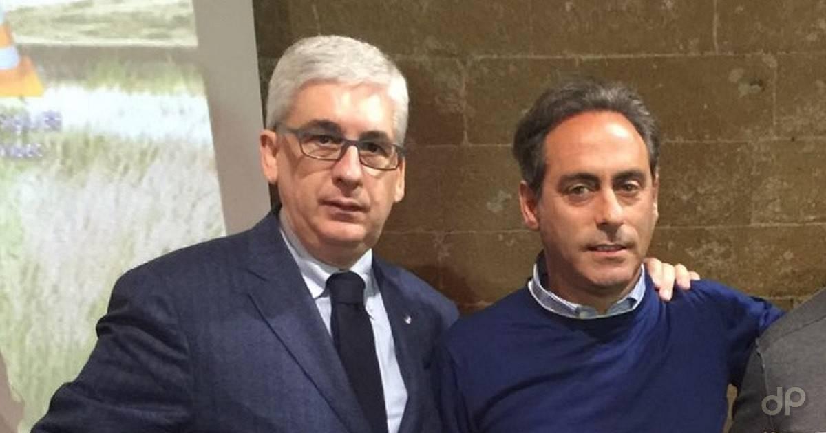 Vito Tisci e Giovanni Mazzeo