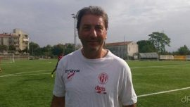 Manfredonia, ufficiale: Chiarella nuovo tecnico della prima squadra