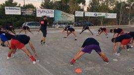 Nuova Andria, iniziata la preparazione atletica in vista della nuova stagione