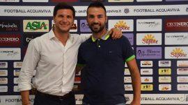 Football Acquaviva, in panchina confermato mister Ettorre