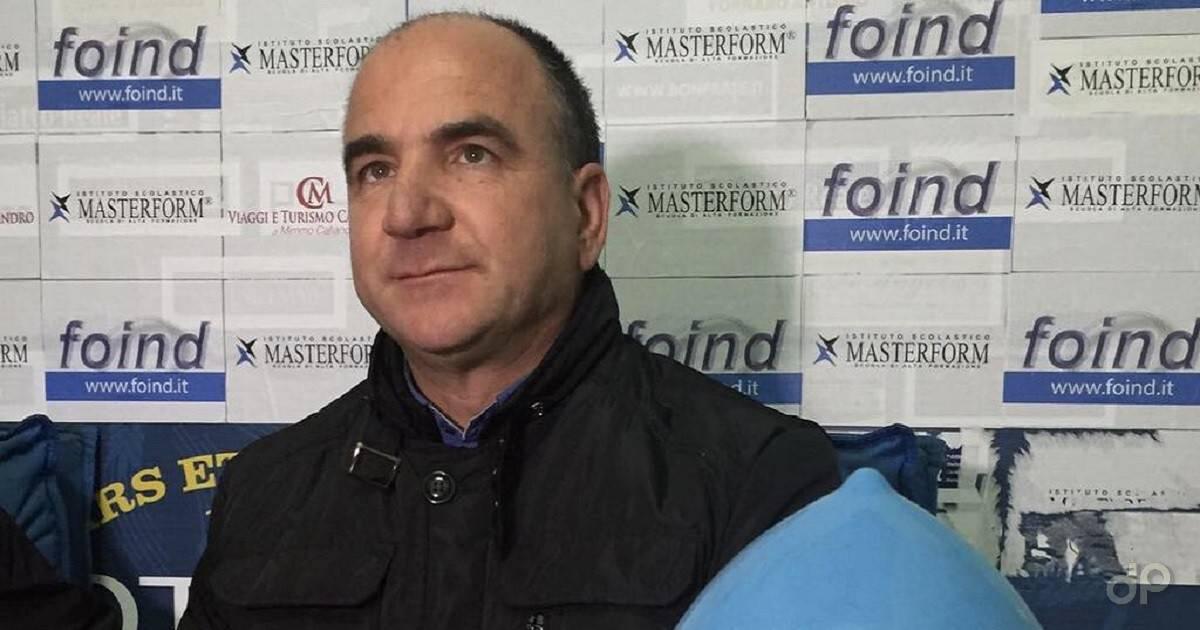 Carmelo La Volpe presidente Grottaglie 2017