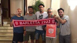 Barletta, tre nuovi arrivi: ecco La Rosa, Grieco e Schirone