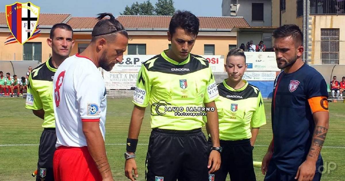 Francavilla-Altamura Coppa Italia 2017