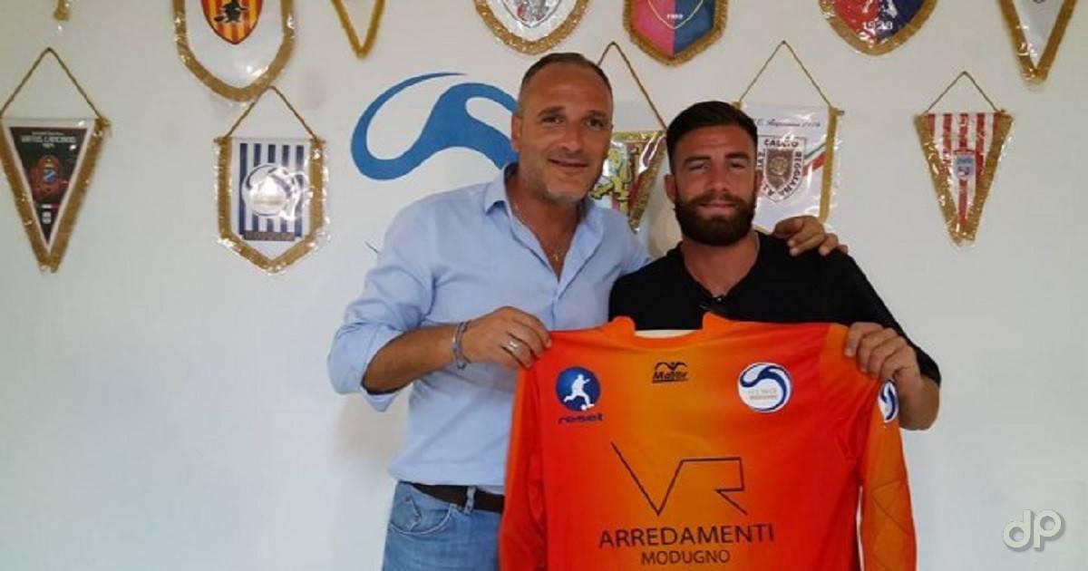 Graziano Vitucci al Soccer Modugno 2017