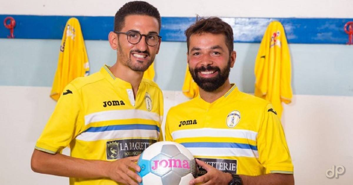 Marco Sallustio e Antonio De Pinto Don Uva 2017
