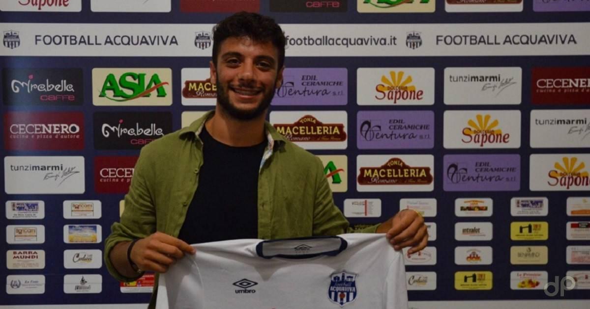 Marco Tassielli Football Acquaviva 2017