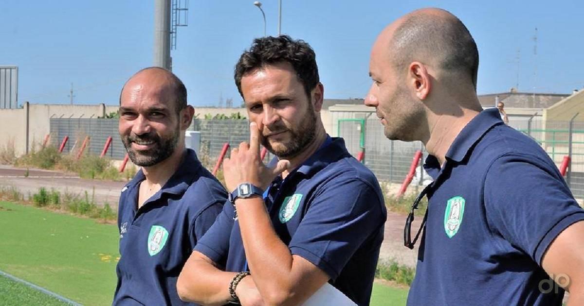 Michele Carella allenatore Virtus Bitritto 2017