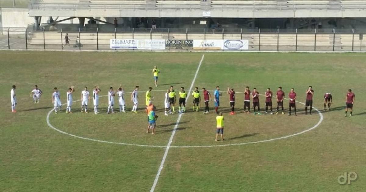Nardò-Taranto Coppa Italia 2017