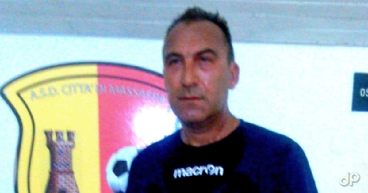Vincenzo Cometa allenatore Massafra 2017