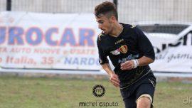 Città di Racale, importante rinforzo a centrocampo: dalla Serie D arriva Pirretti
