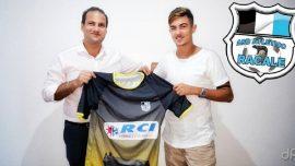 Atletico Racale, nuovo rinforzo per il reparto offensivo: arriva Castrì