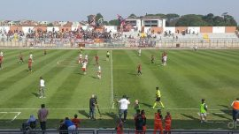 Team Altamura-Taranto, decisivo il rigore nella ripresa: vittoria ai biancorossi