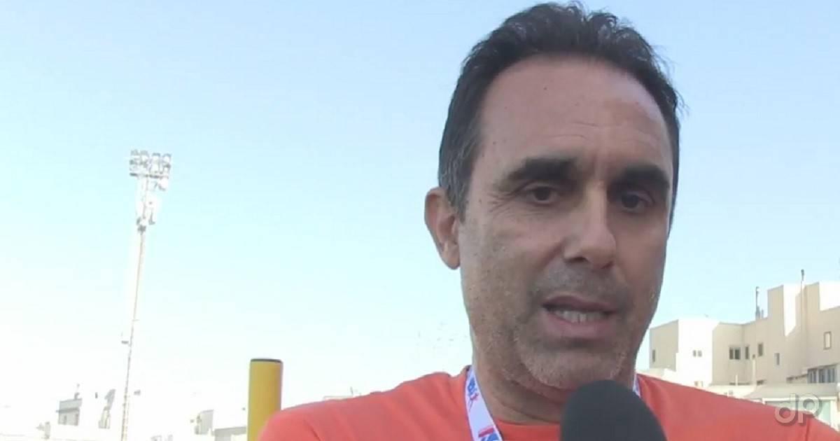 Antonio Ciraci allenatore Ostuni 2017