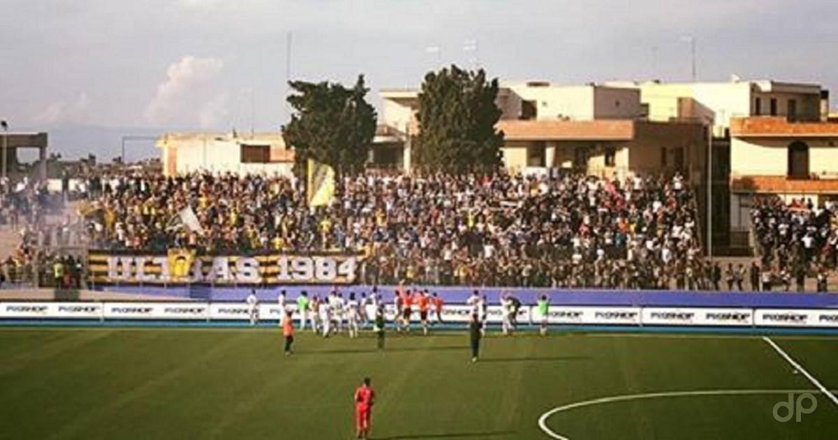 Audace Cerignola-Taranto 2017