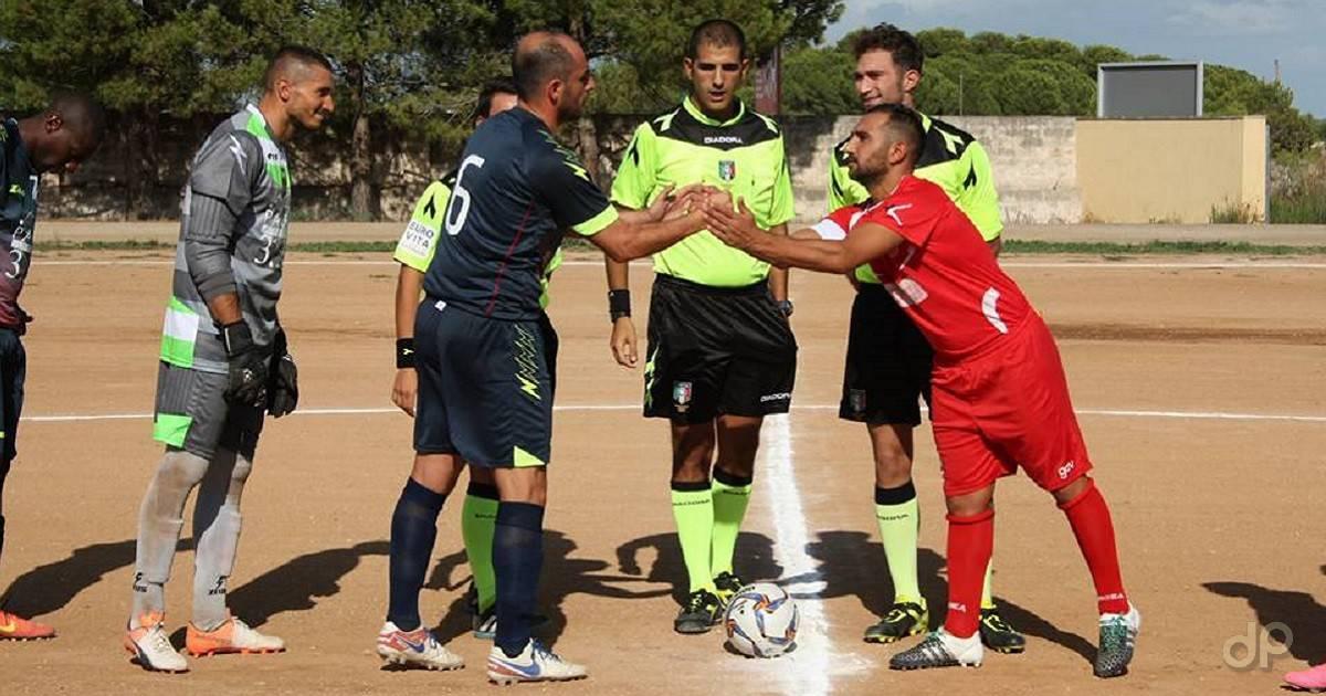Avetrana-Novoli Coppa Italia 2017