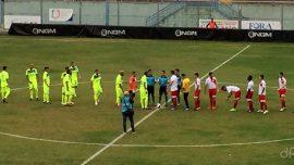 Brindisi-Sava, i biancazzurri si impongono con un netto 4-0