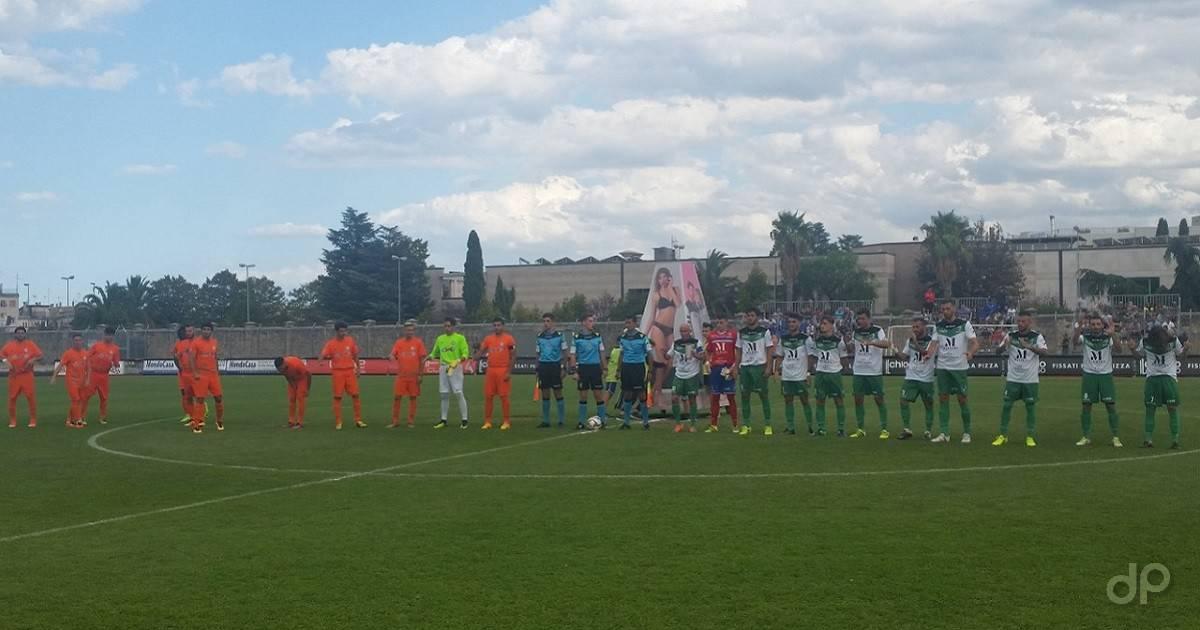 Corato-Omnia Bitonto Coppa Italia 2017