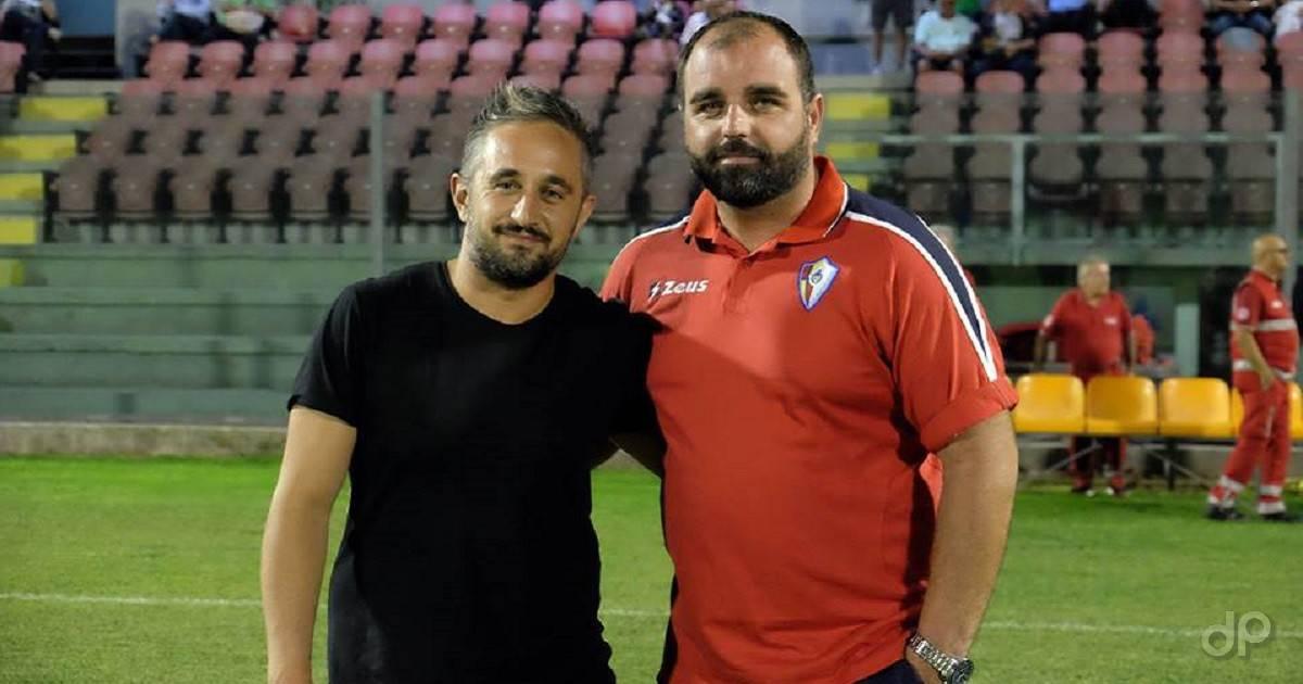 Marcello De Paolis e Gianluca Politi Aradeo 2017