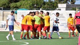 Otranto-Gallipoli, partita ricca di gol: a spuntarla sono i giallorossi