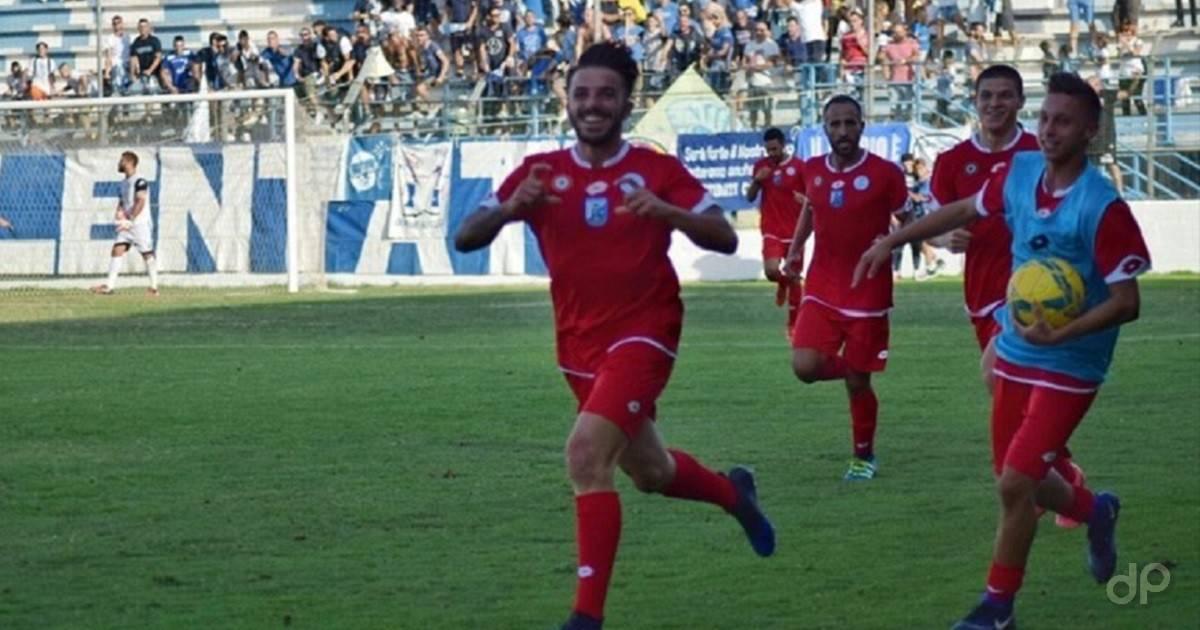 Fasano-Galatina Coppa Italia 2017