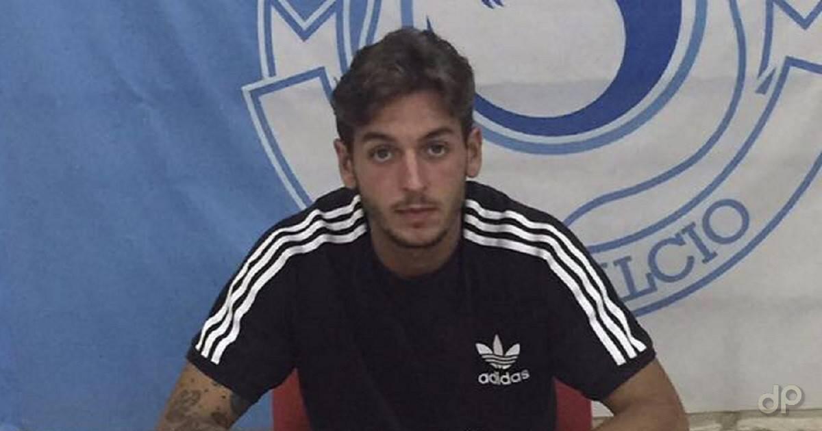 Francesco Faccini alla Vigor Trani 2017