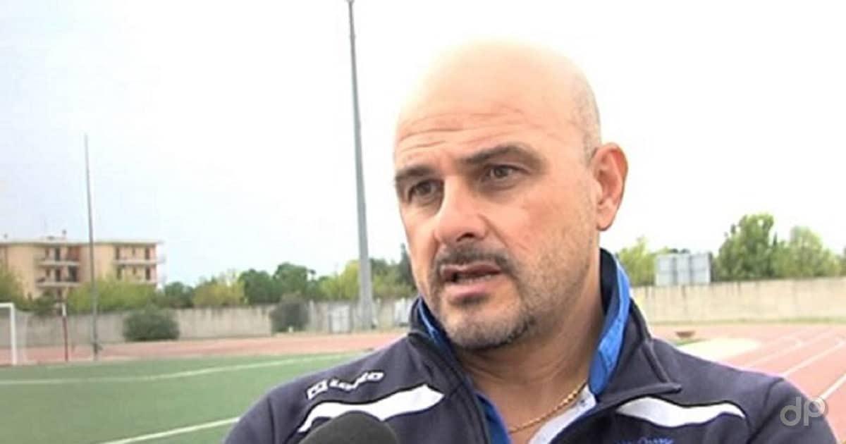 Franco Cinque allenatore Barletta 2017