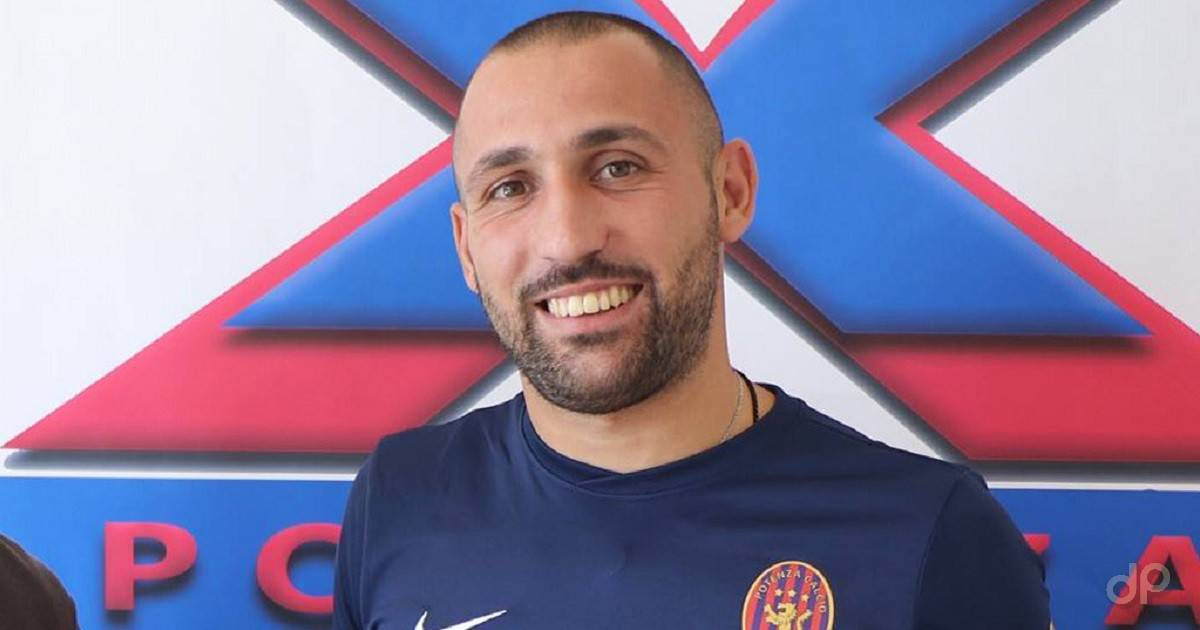 Giuseppe Siclari al Potenza 2017