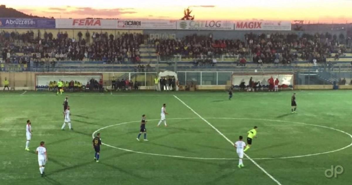 Gravina-Potenza Coppa Italia 2017