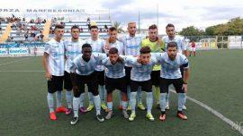 Manfredonia, sconfitta di misura con la Turris per la giovane squadra di Baratto