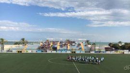 Manfredonia-Team Altamura, terza sconfitta consecutiva per i biancocelesti