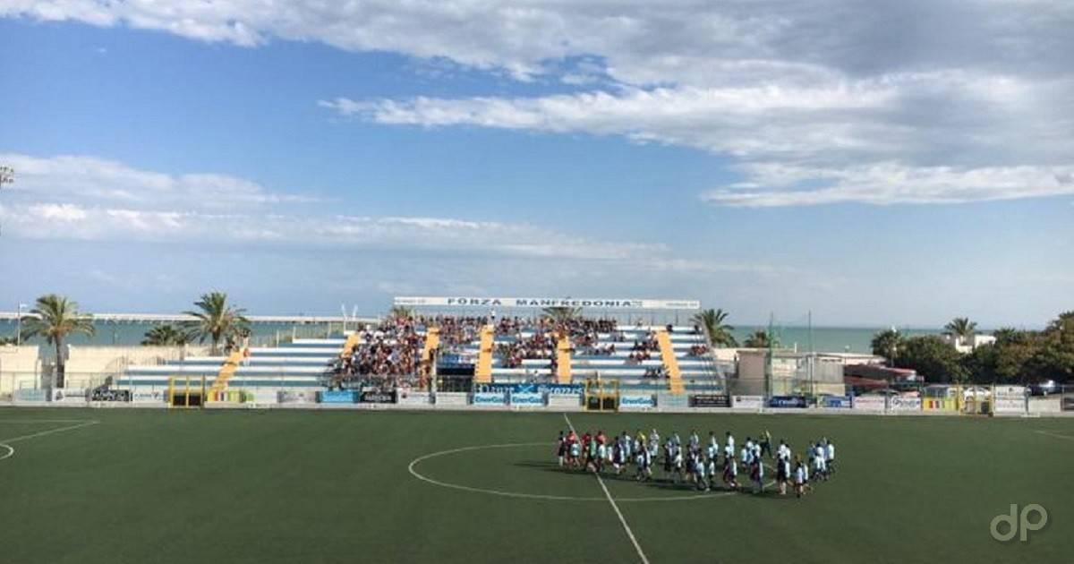 Manfredonia-Team Altamura 2017