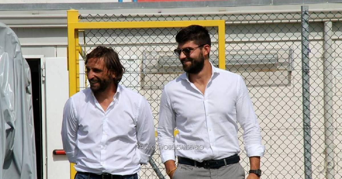 Massimiliano Vadacca e Pierluigi Marino San Severo 2017