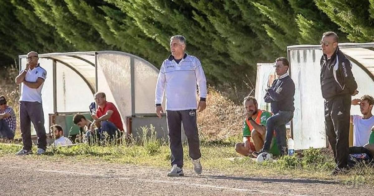 Michele Borrelli allenatore Stella Azzurra Troia 2017