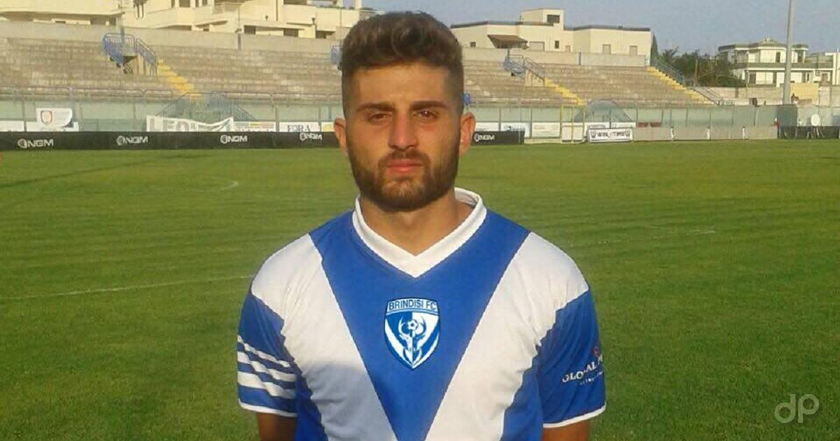 Niccolò Greco al Brindisi 2017