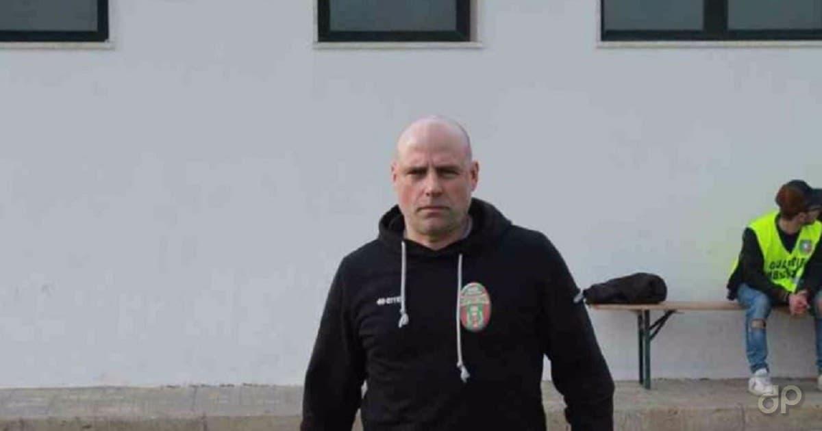 Oscar Greco allenatore Copertino 2017