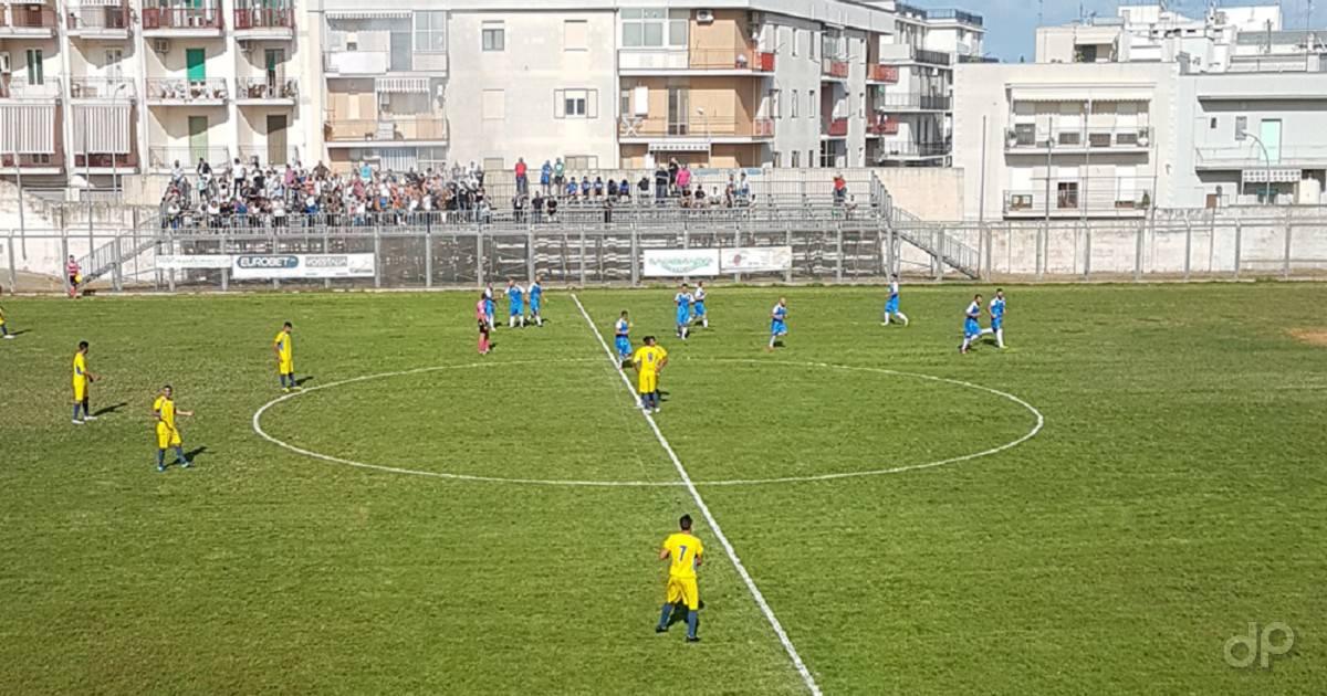 Ostuni-Martina Coppa Italia 2017