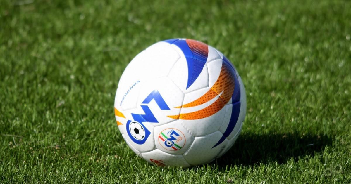Pallone LND su erba