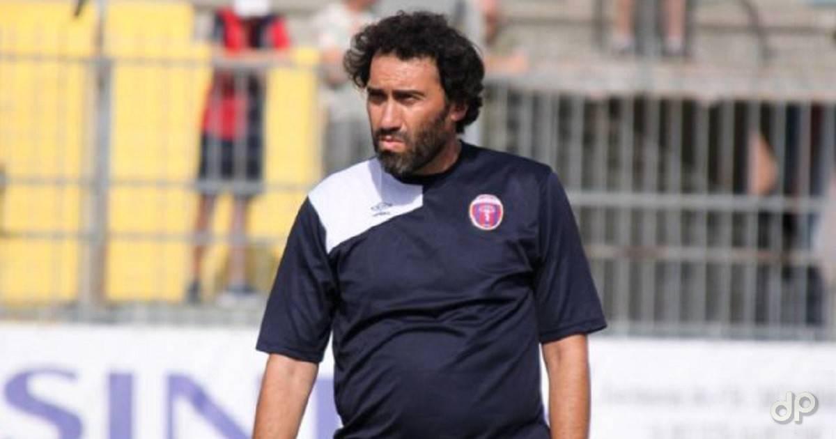 Pietro Sportillo allenatore Casarano 2017