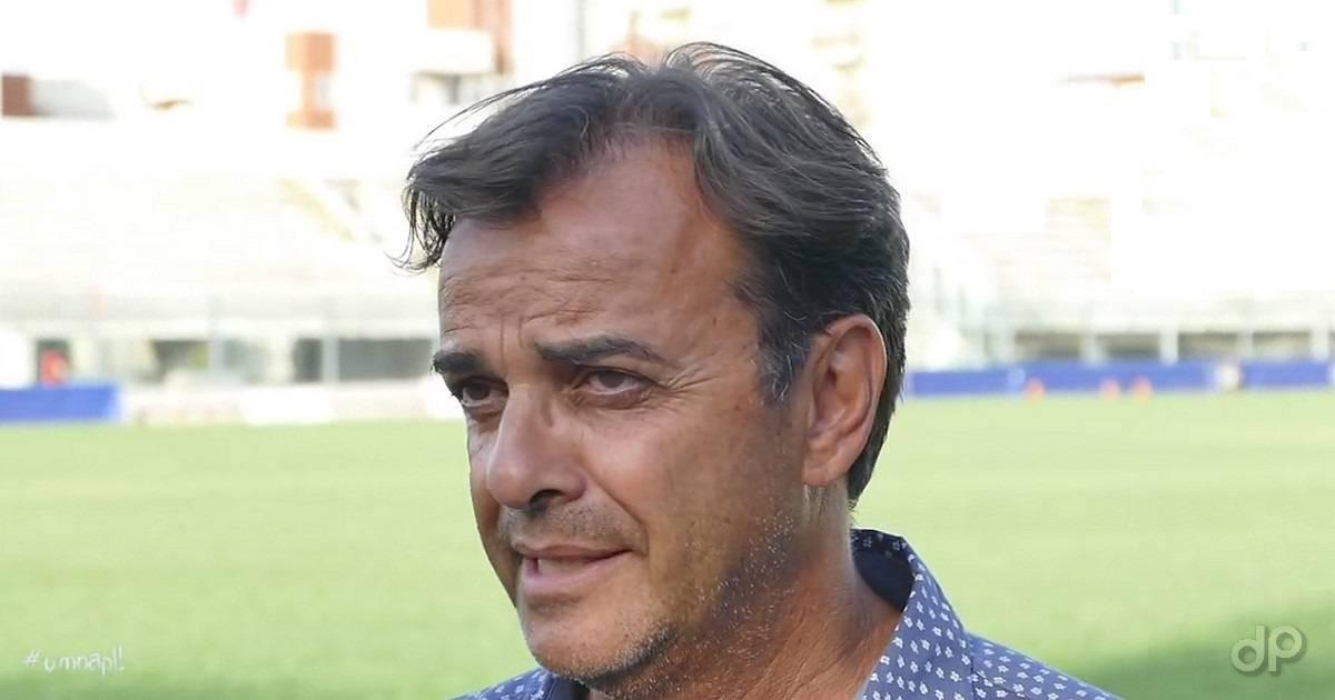 Pino Giusto allenatore Molfetta 2017