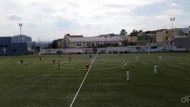 San Severo-Gravina, una doppietta di Leonetti regala la vittoria ai gialloblù