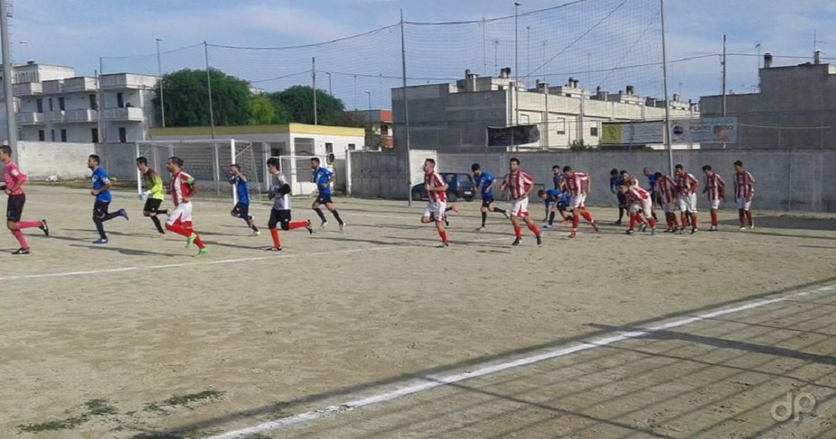 Sannicola-Virtus Matino Coppa Puglia 2017