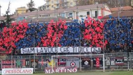 Serie D, girone H: il numero di spettatori della quarta giornata